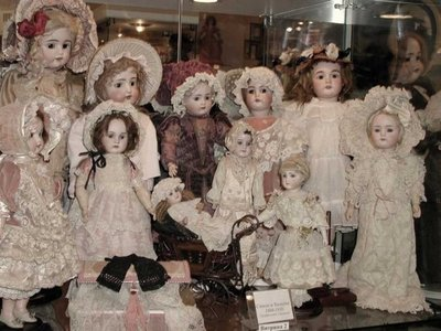 Must-see in Moscow:  Museum of Unique Dolls