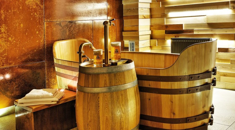 5 Beer Spas To Soak In Beer In Prague Mamaison Travel Blog