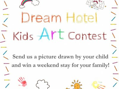 Mamaison Celebrates Children with Artwork Contest on Facebook