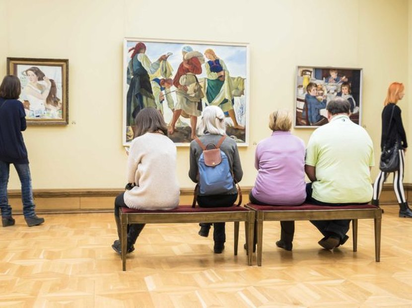Moscow for Art Lovers: Beyond the Tretyakov Gallery