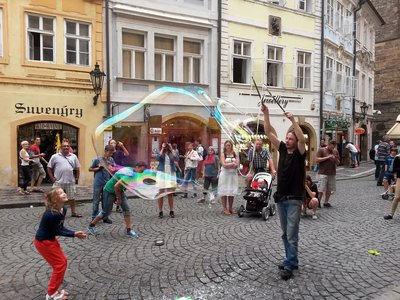 Prague with Children this Summer