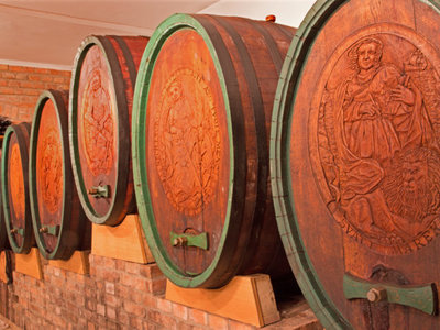 On the Small Carpathian Wine Route