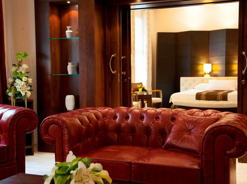 A Look Inside the Presidential Suite at Mamaison Hotel Le Regina Warsaw