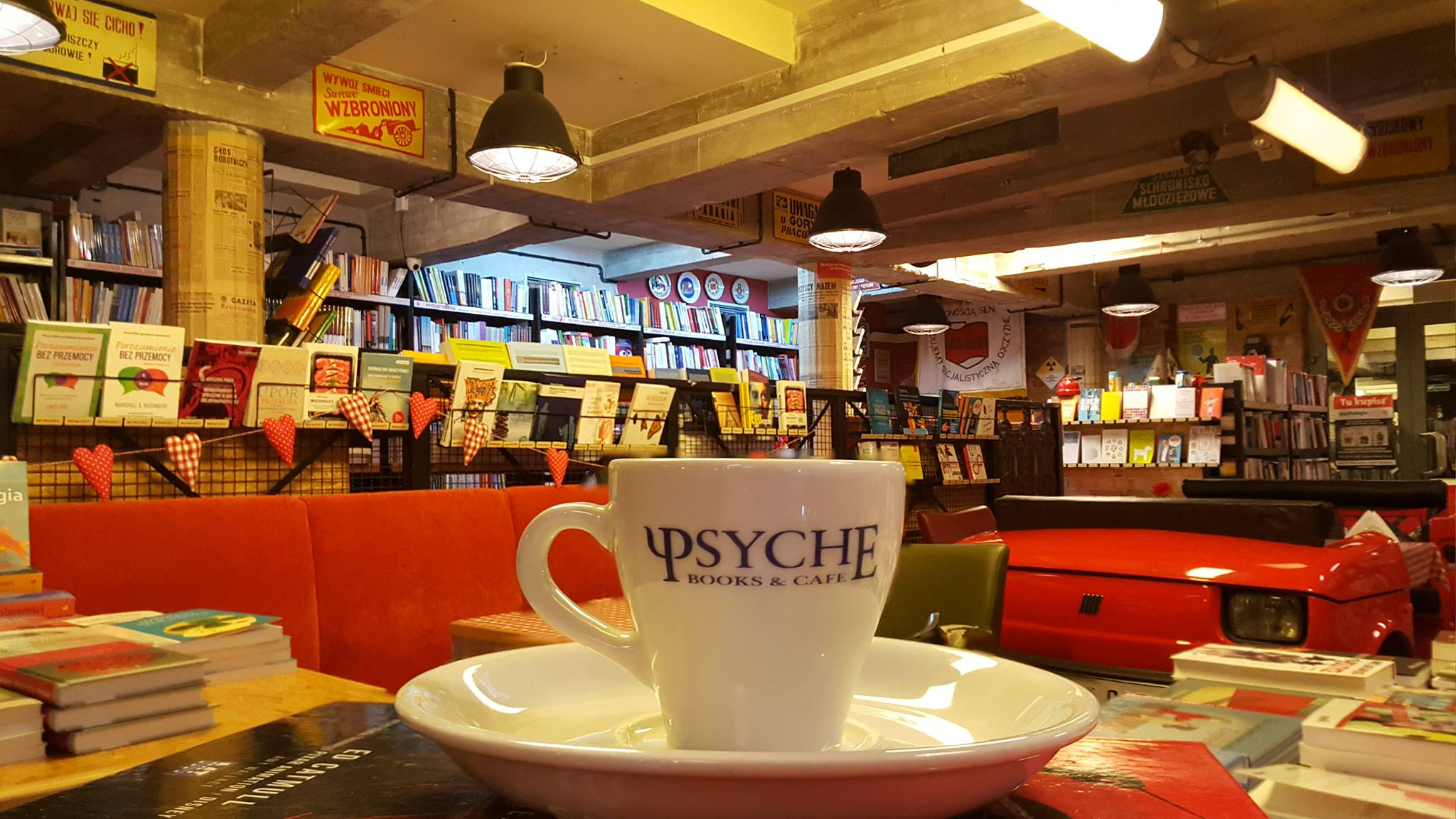 Psyche Books&Cafe