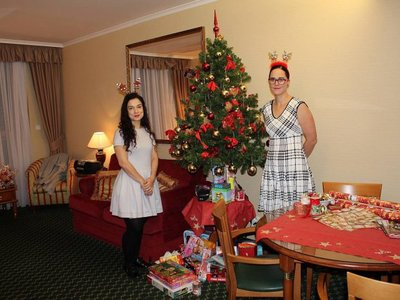 Mamaison Residence Downtown Prague Gives to Children in Písek this Christmas