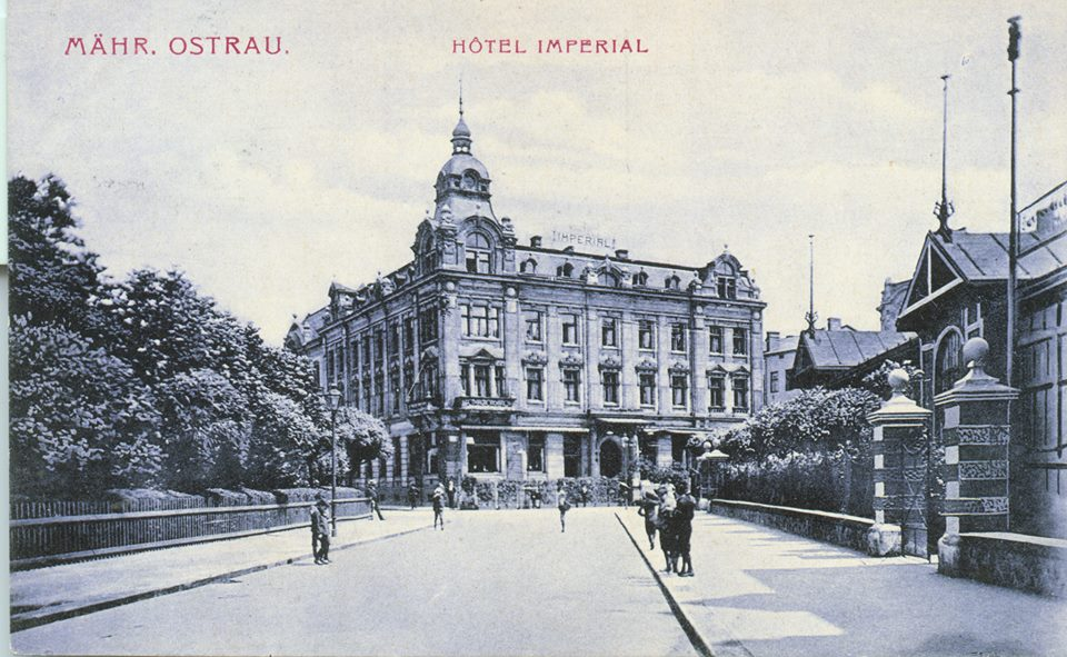 Hotel Imperial Past