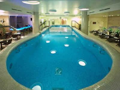 Ultimate Pampering in Moscow: Spa by Algotherm