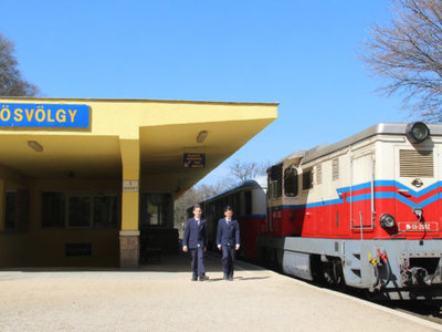 Fun for Kids: Gyermekvasút, the Children's Railway in Budapest