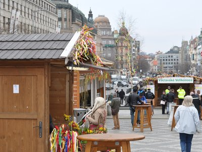 Prague Easter Markets Celebrating Tradition and Local Culture