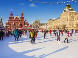 Moscow in January: A Short Guide for Winter Sports Lovers